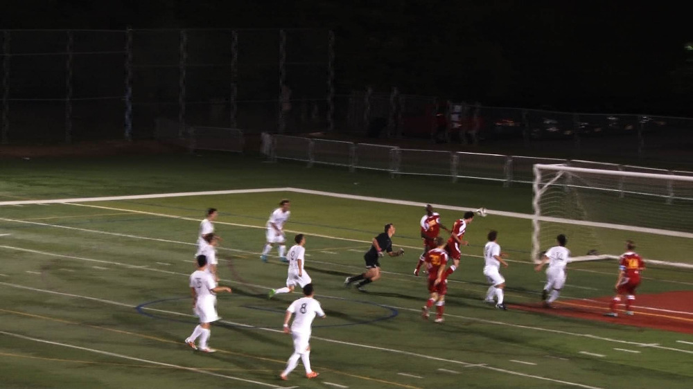 Bergen Catholic vs. DePaul boys' soccer video highlights