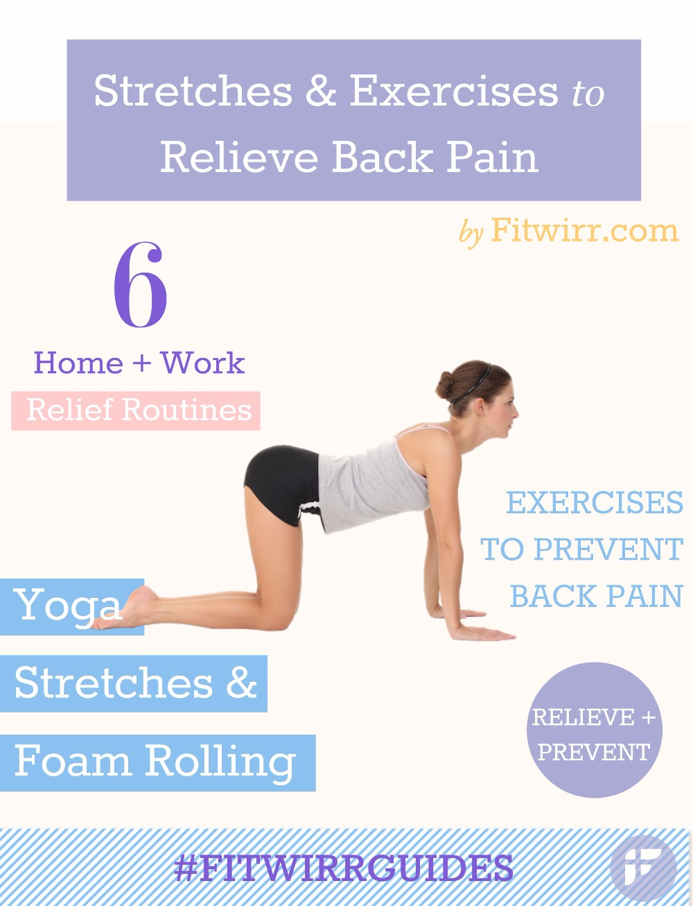 Stretches and Exercises to Relieve Back Pain