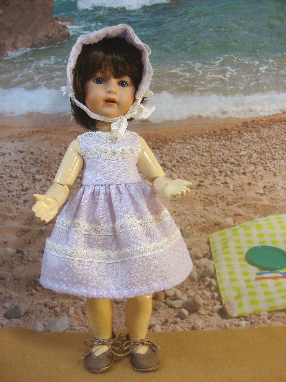 Loulotte Beach Dress Pattern