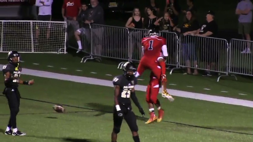 Eastern Christian vs. Paramus Catholic football video highlights