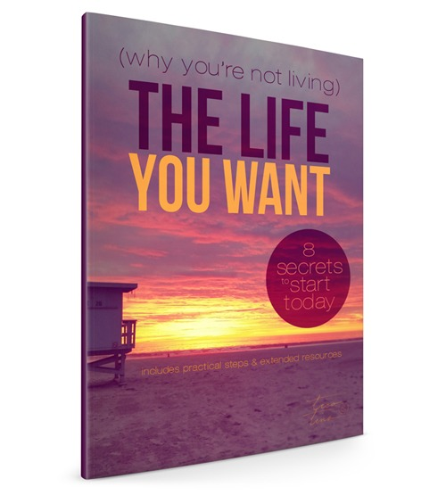 (Why You're Not Living) The Life You Want