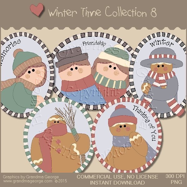 Winter Time Collection Vol. 8