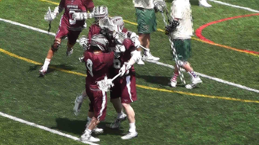 Don Bosco Prep vs. St. Joseph boys' lacrosse video highlights