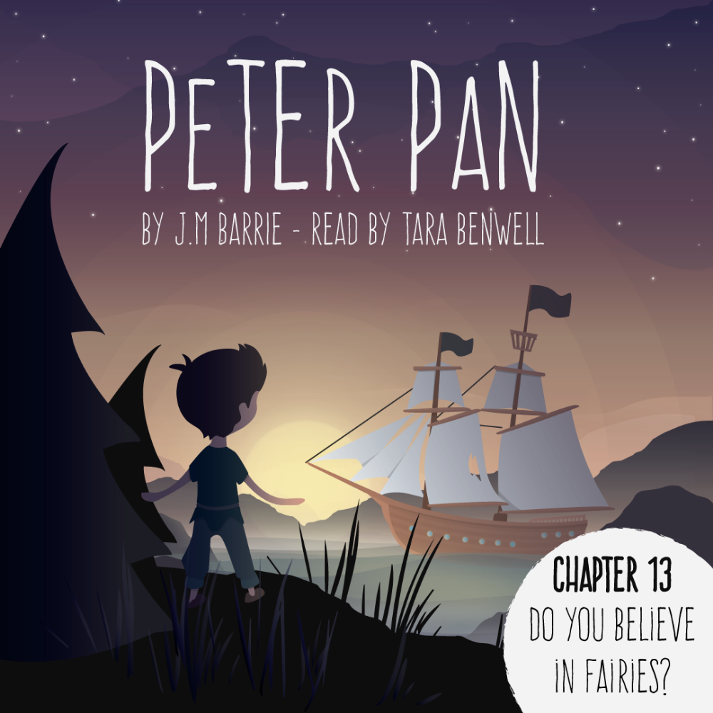 Peter Pan Audiobook - Chapters 13-17