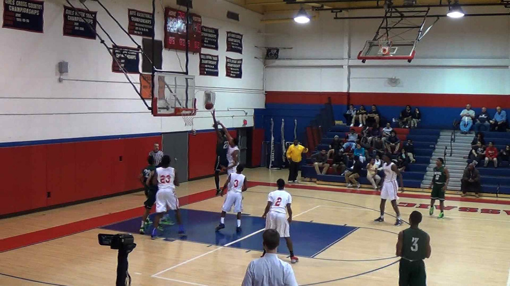 DePaul vs. Passaic boys' basketball video highlights