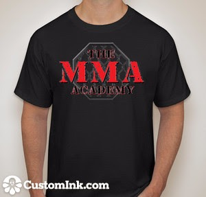 The MMA Academy of Pittsburgh T-shirt