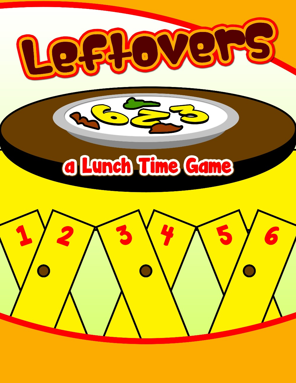 Leftover a lunch time game