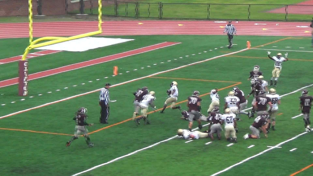 Hackensack vs. Clifton football video highlights