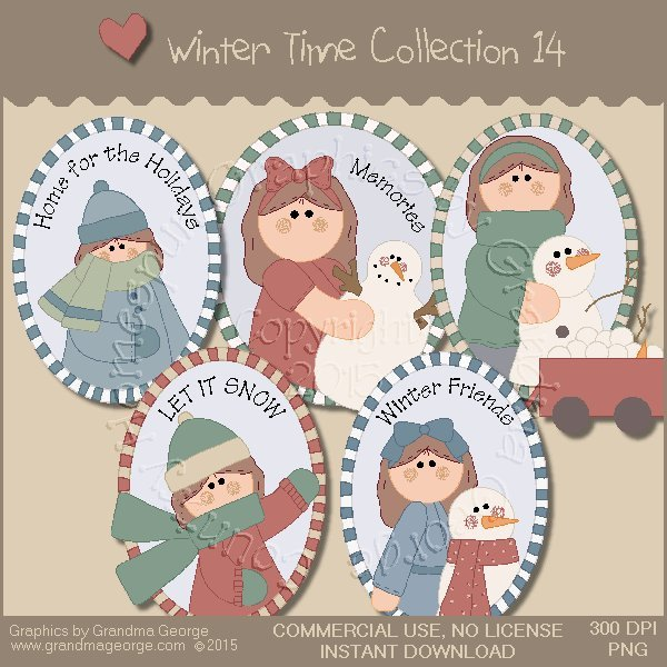 Winter Time Collection Vol. 14