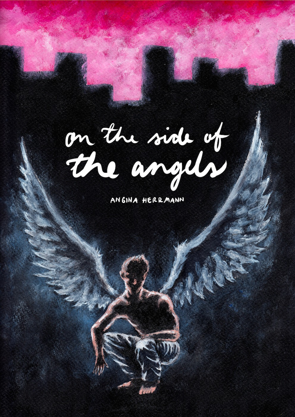 Graphic Novel - On the Side of the Angels