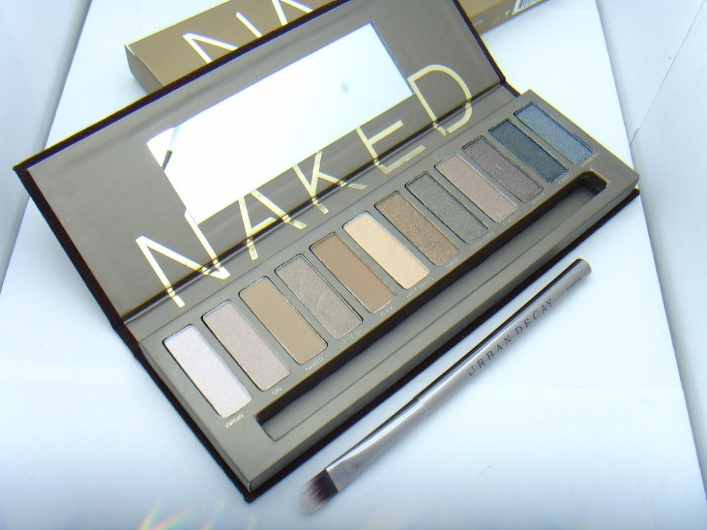 Urban Decay Naked Palette Laheron Edition