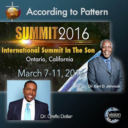 Dr. Creflo Dollar | March 11, 9:00am (Video)