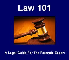 Legal Guide for the Forensic Expert
