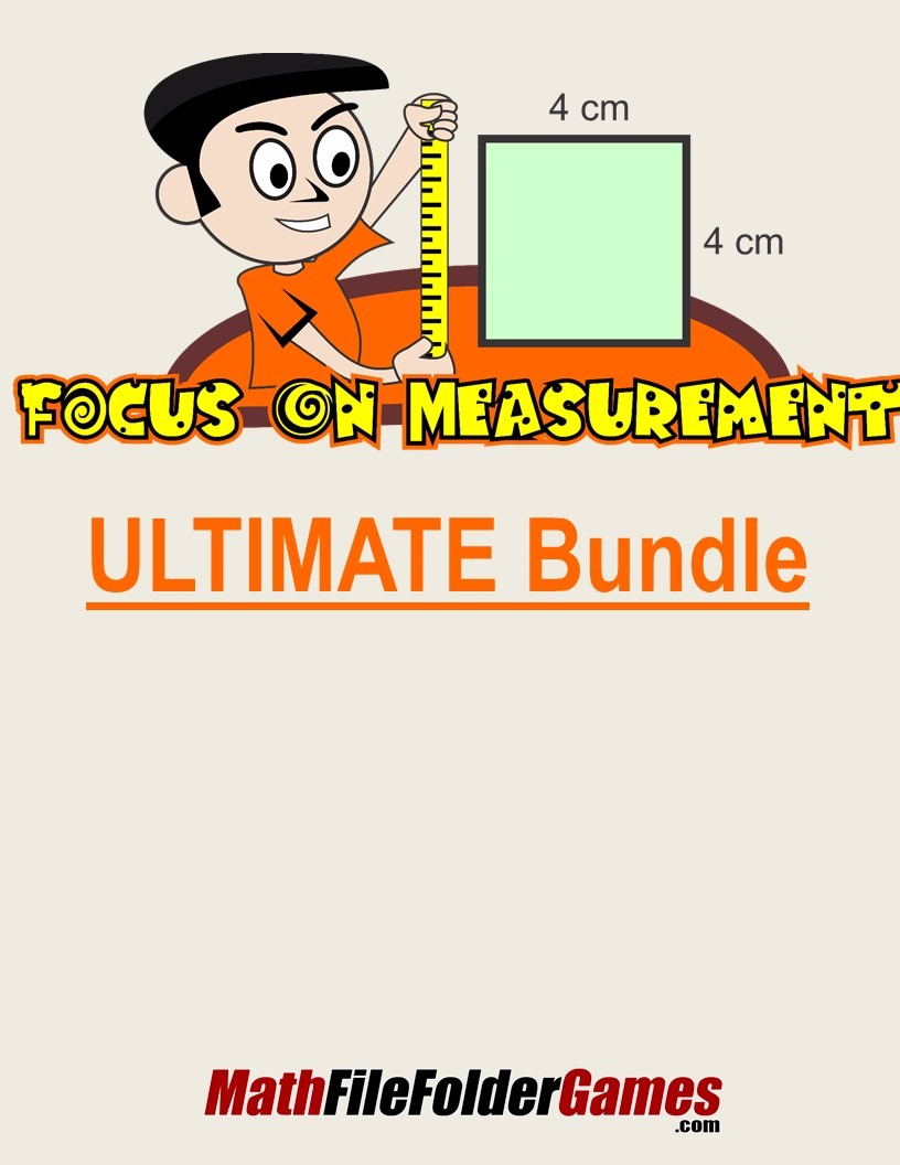 ULTIMATE Focus On Measurement Bundle