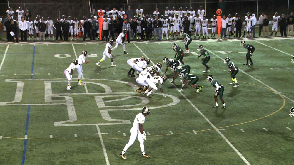 Paramus Catholic vs. DePaul football highlights