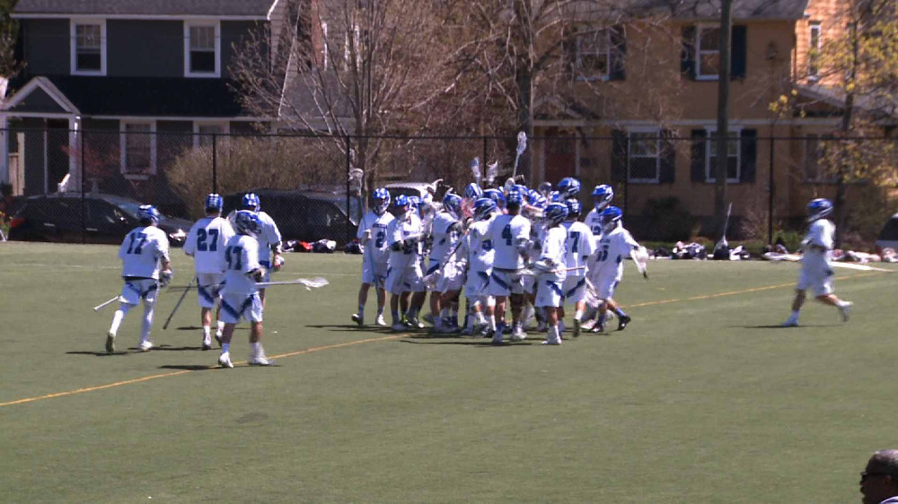 Montclair vs. Montclair Kimberley boys' lacrosse video highlights