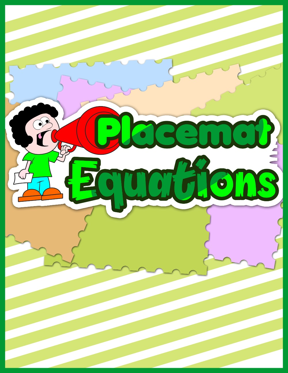 Placemat Equations