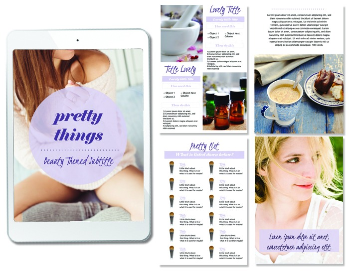 NEW eBook Template - Gigi