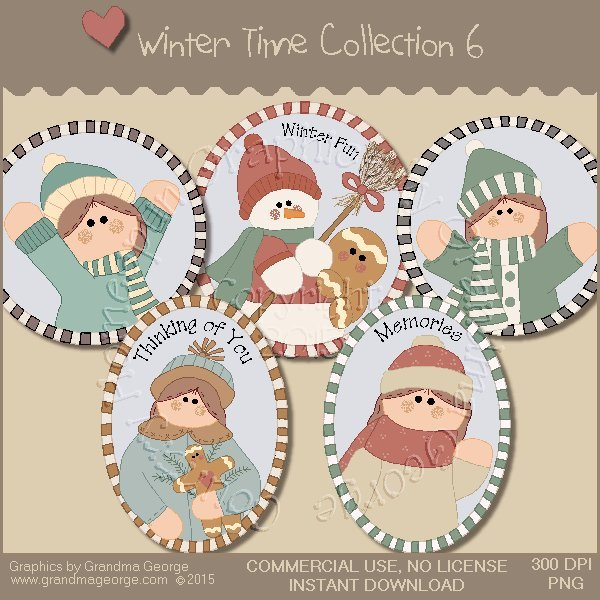 Winter Time Collection Vol. 6