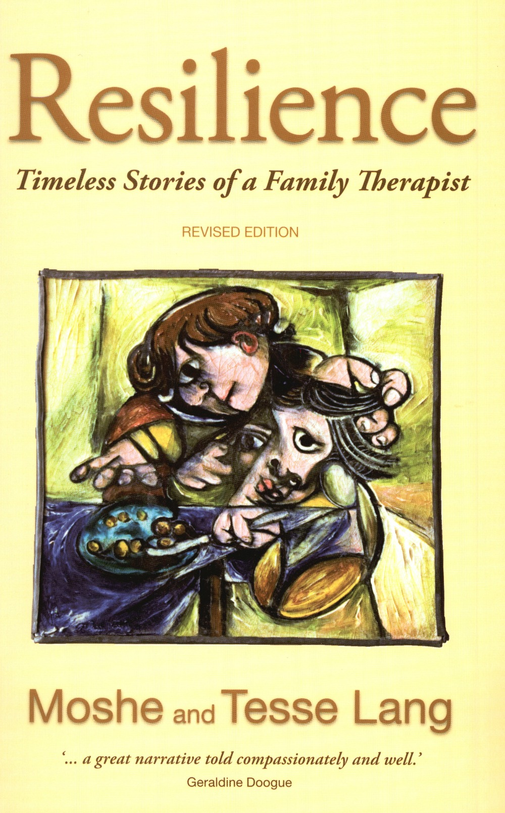 Resilience Timeless Stories of a Family Therapist