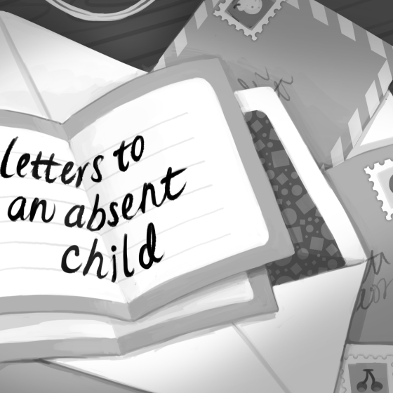 Letters to an Absent Child (DIGITAL VERSION)