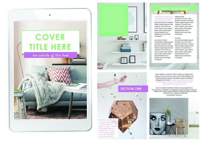eBook Template - Elle