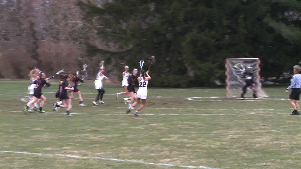Saddle River Day vs. Morristown-Beard girls' lacrosse video highlights
