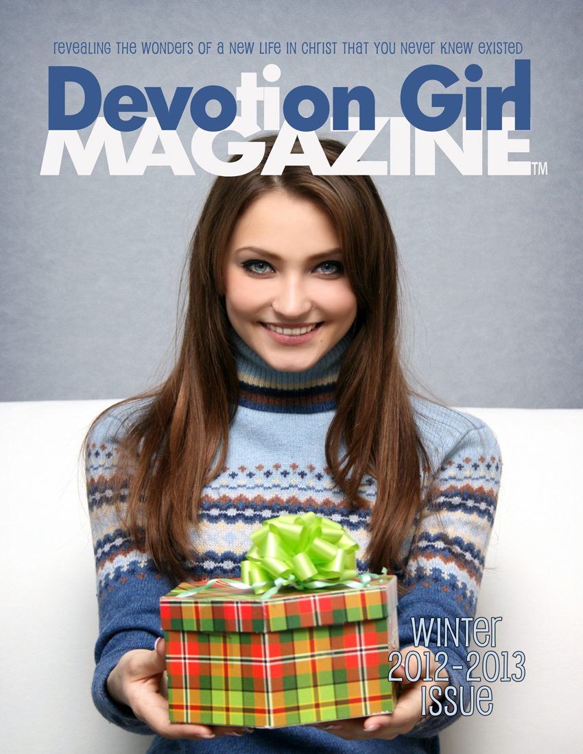 Devotion Magazine Winter 2012-13 Issue
