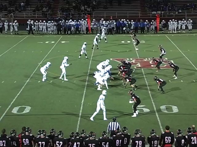 Montclair vs. West Essex football video highlights