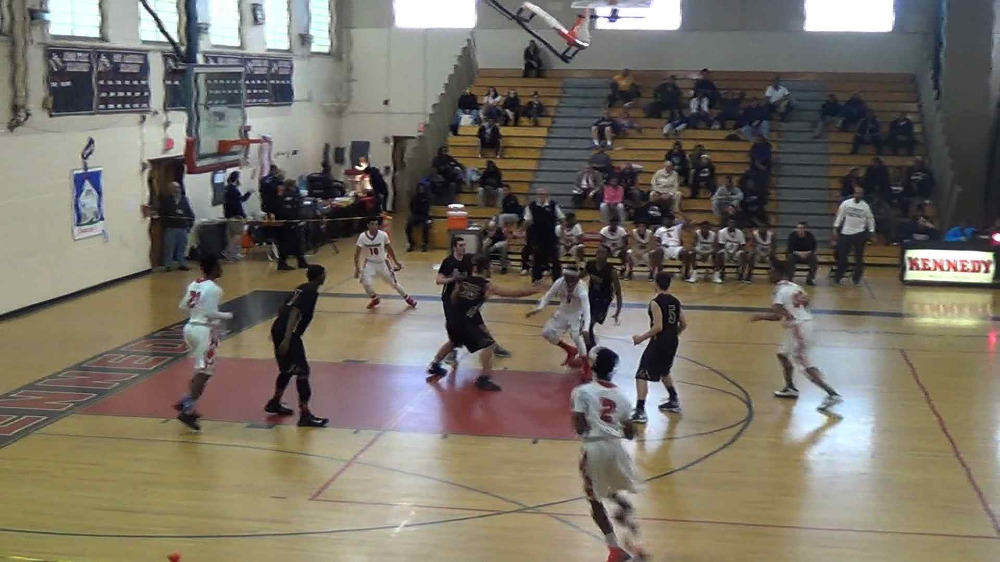 Kennedy vs. Wayne Hills boys' basketball video highlights