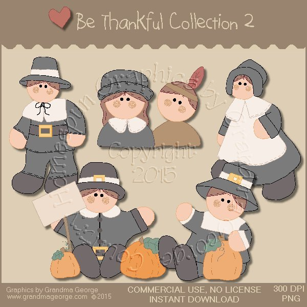 Be Thankful Collection Vol. 2