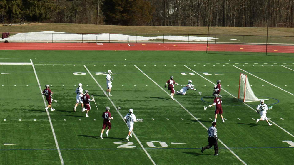 Delbarton vs. Don Bosco Prep boys' lacrosse video highlights
