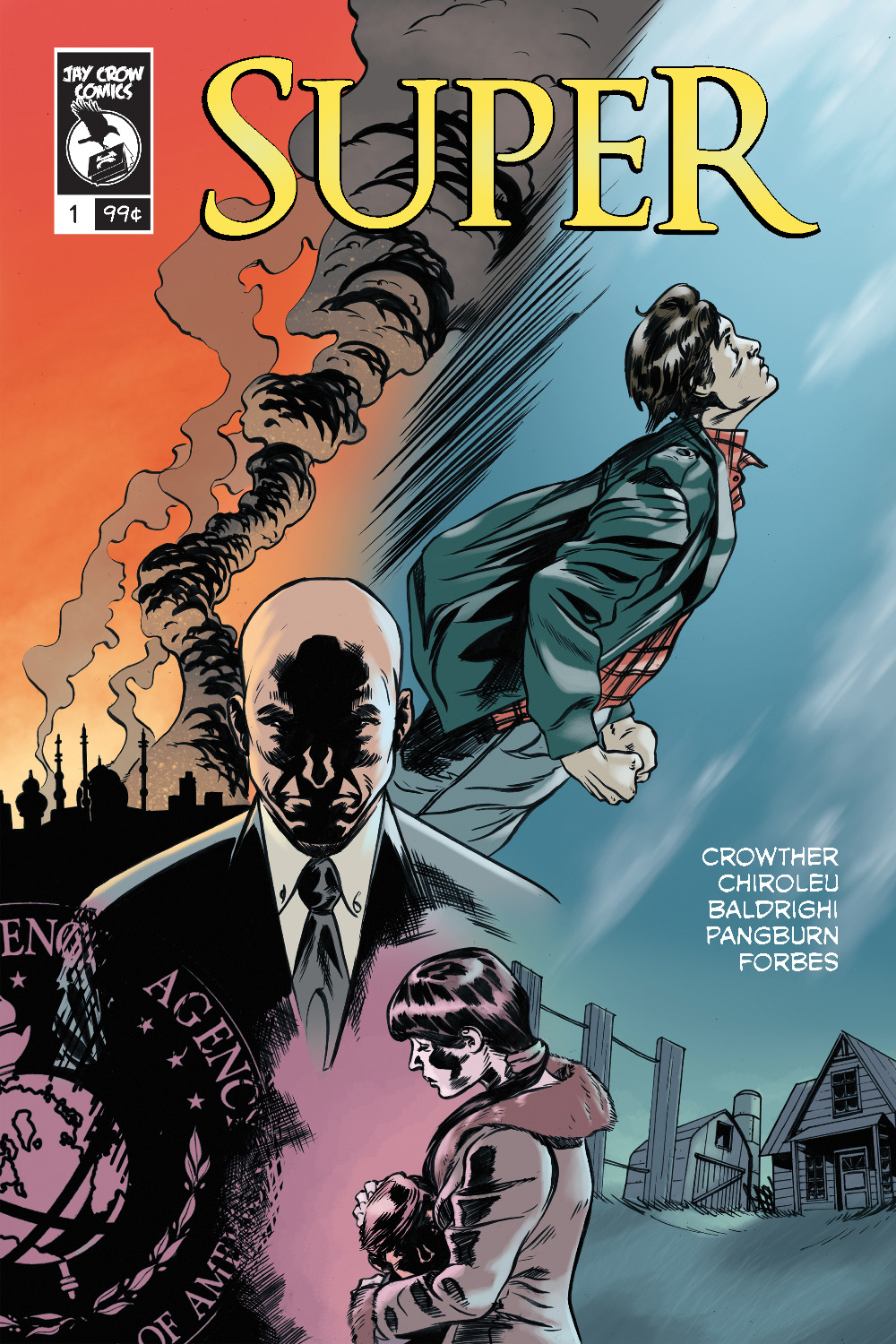 Super: Issue One