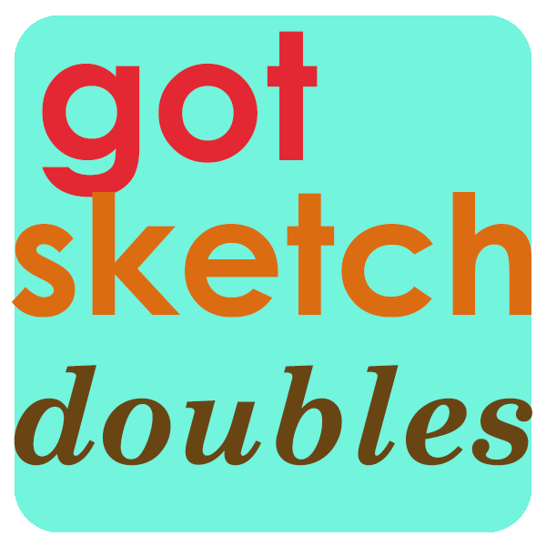 Got Sketch Doubles
