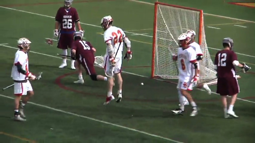 Bergen Catholic vs. Don Bosco Prep boys' lacrosse video highlights