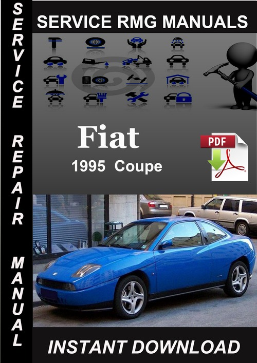 Fiat Coupe Service 1995 Workshop Manual