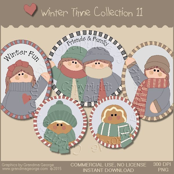 Winter Time Collection Vol. 11