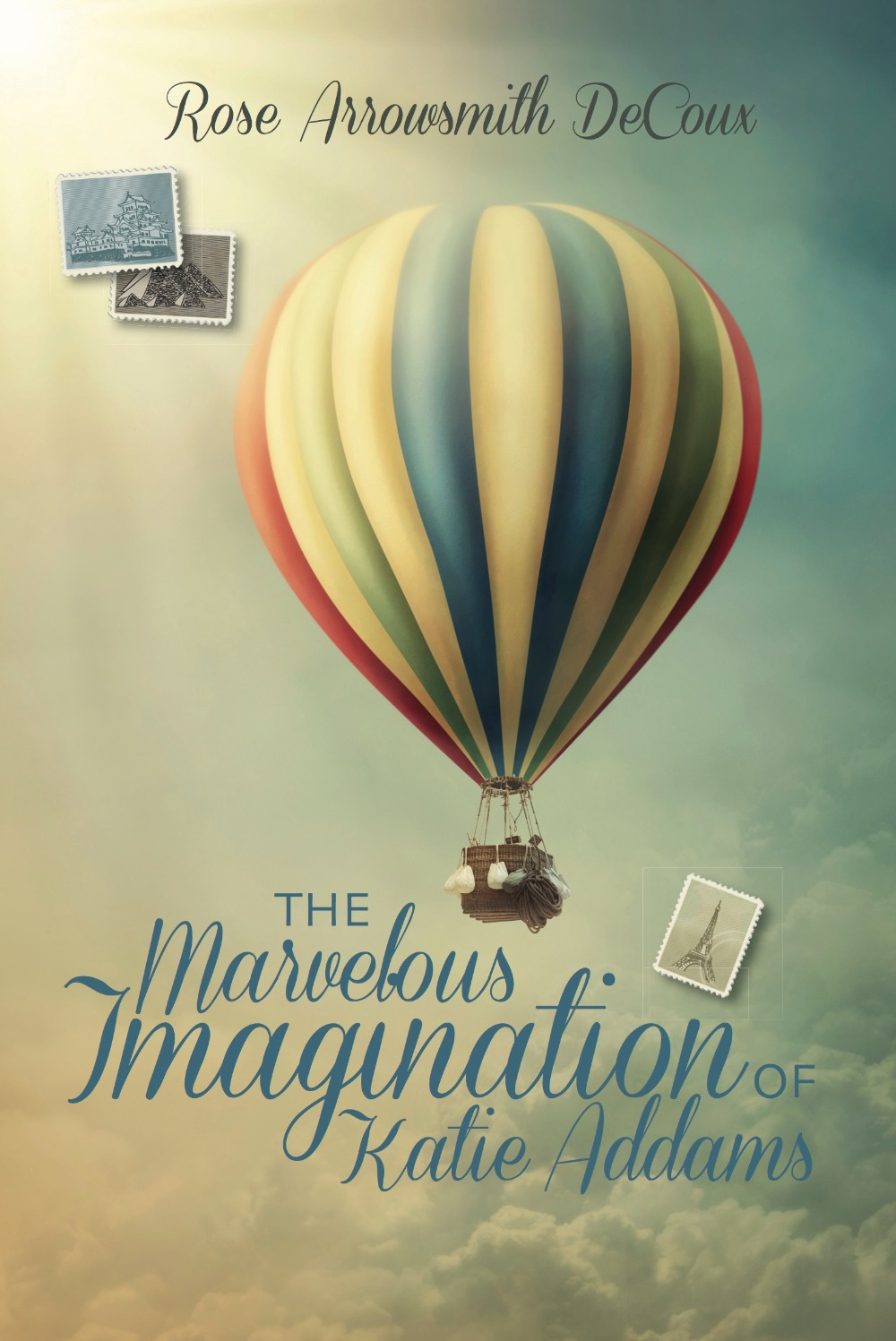 The Marvelous Imagination of Katie Addams [ebook]