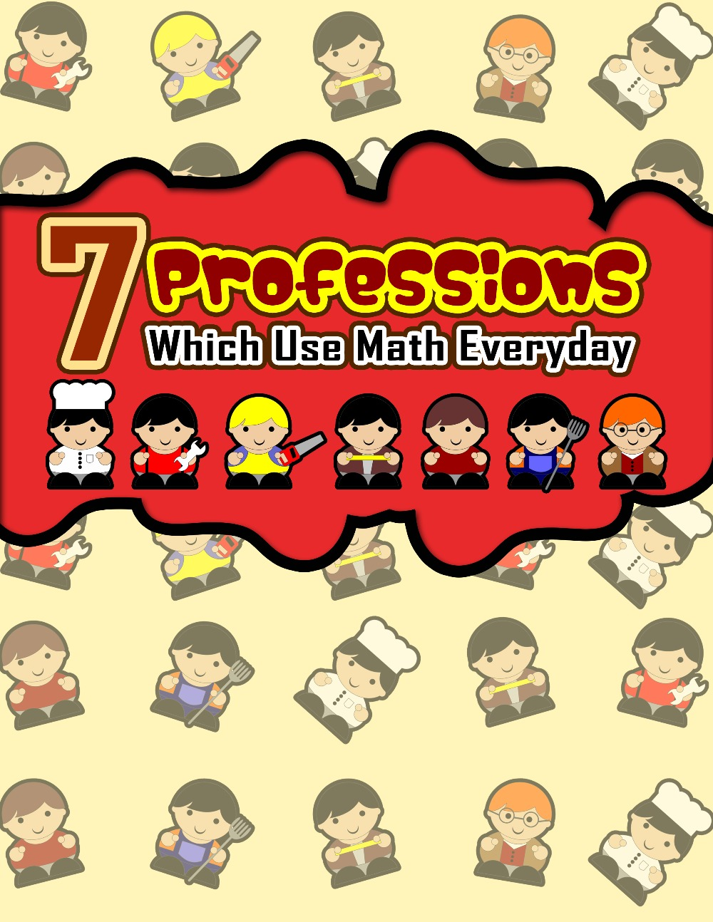 7 Professions Which Use Math Everyday