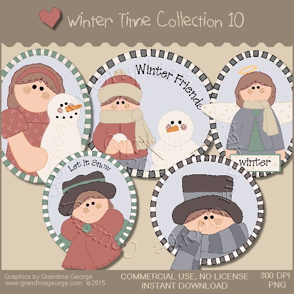 Winter Time Collection Vol. 10