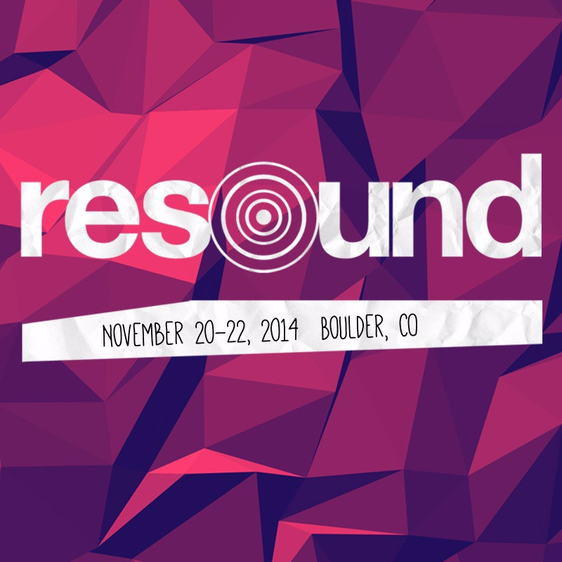 Resound 2014 Session Audio