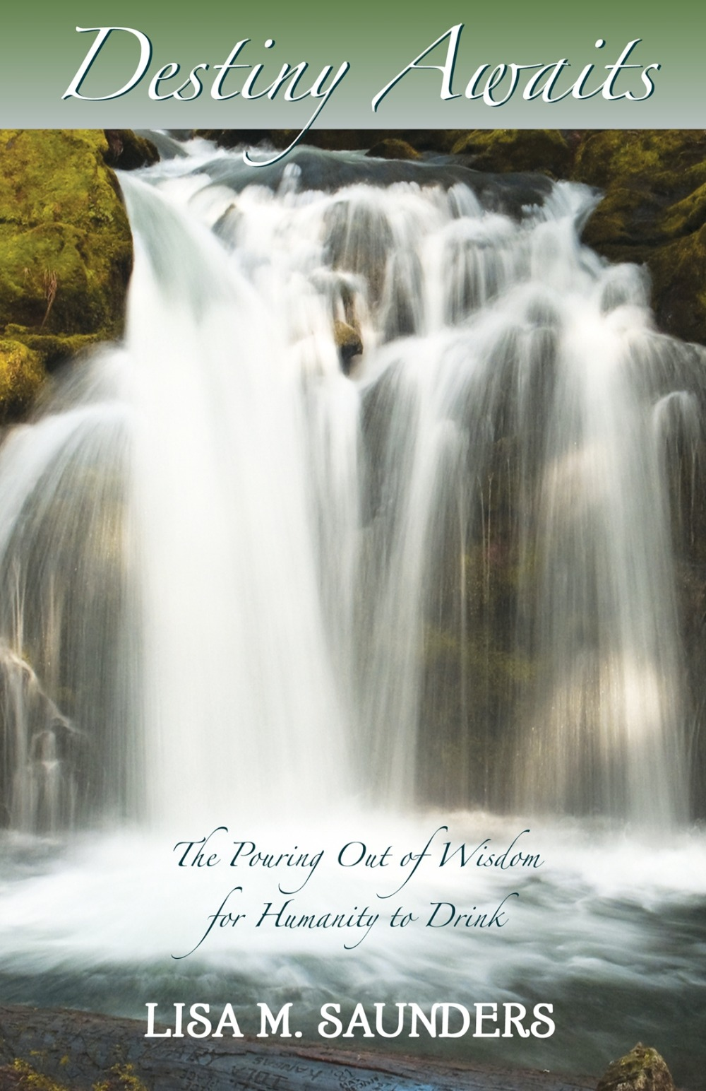 Destiny Awaits; The Pouring out of Wisdom for Humanity to Drink-ebook