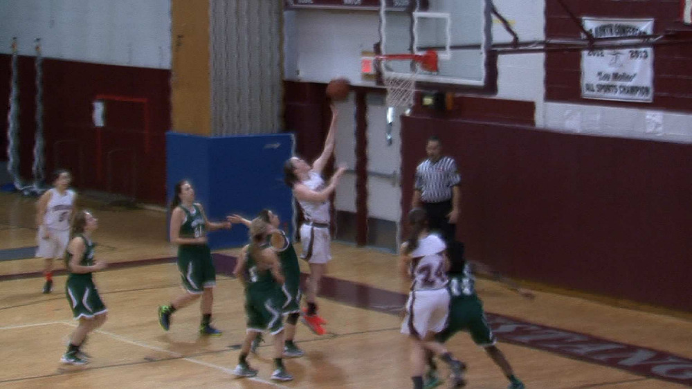 Clifton vs. Passaic Valley girls' basketball video highlights