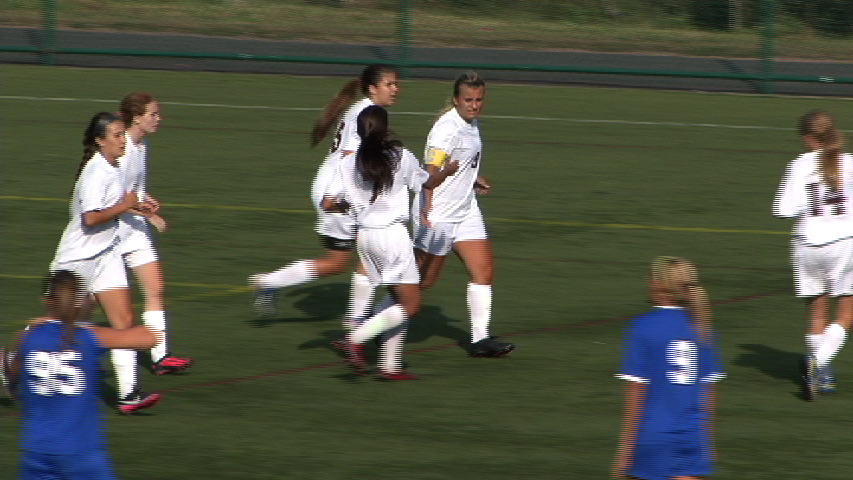 Nutley vs. Caldwell girls' soccer video highlights