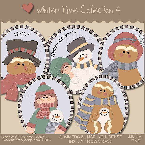 Winter Time Collection Vol. 4