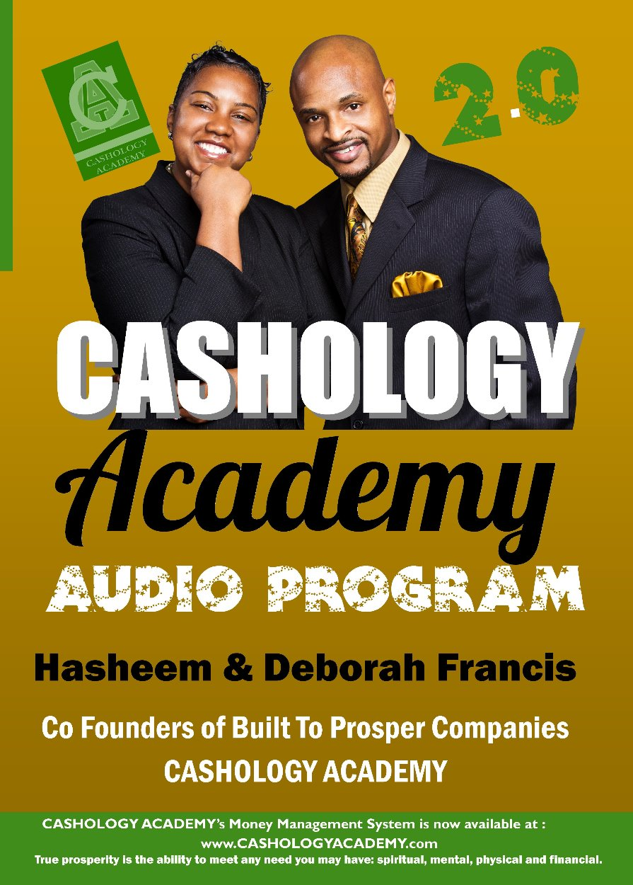 Cashology Academy 2.0 (Audio Program)