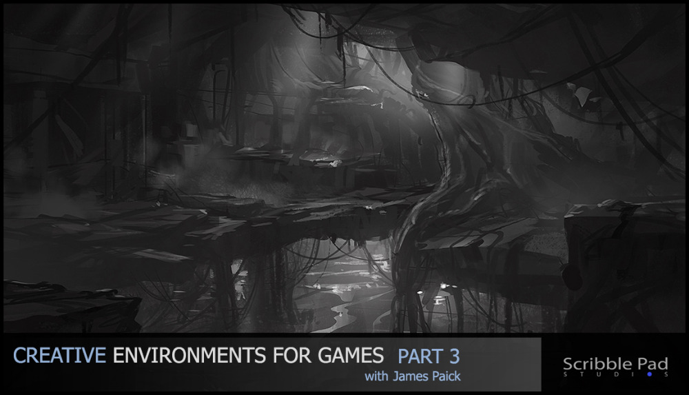 CREATIVE ENVIRONMENTS FOR GAMES PART 3 OF 4