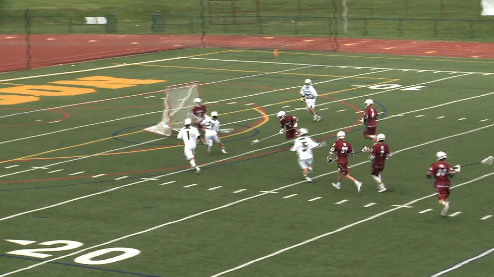 Delbarton vs. Morristown-Beard boys' lacrosse video highlights