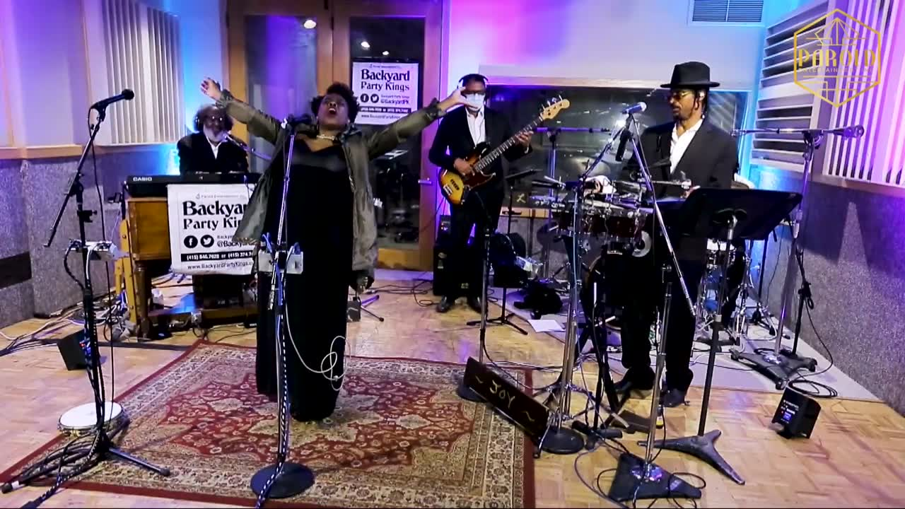 Backyard Party Kings  Live at Hyde Street Studios (Streaming only)