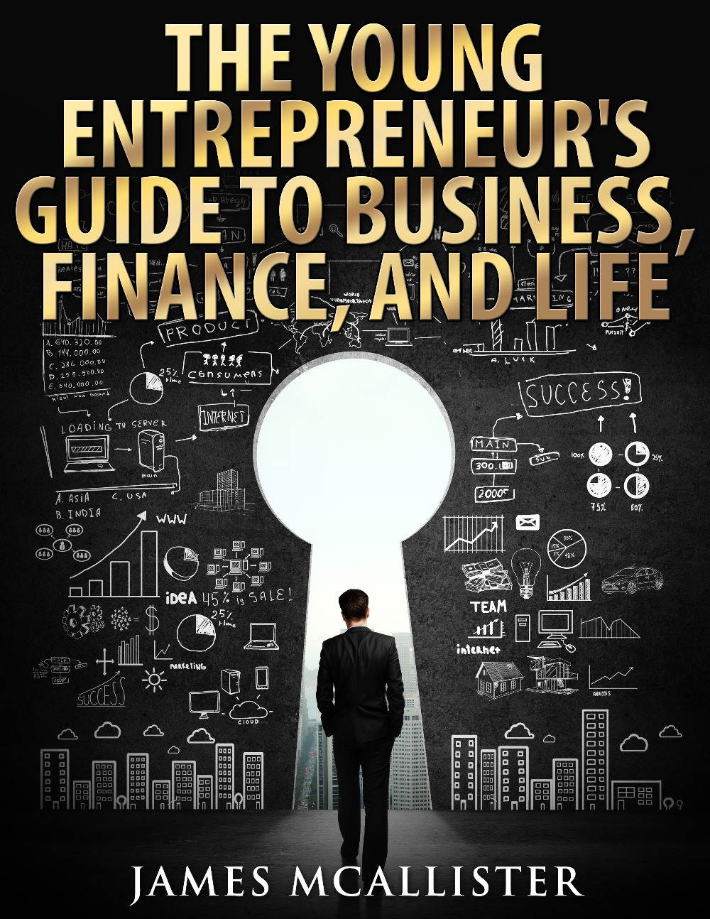 The Young Entrepreneur's Guide to Business, Finance, and Life